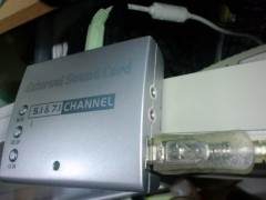 5.1&7.1Channel External Sound Card